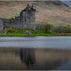 Scotland Loch Awe Kilchurn Castle 23 May 2019