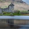 Scotland Loch Awe Kilchurn Castle 22 May 2019
