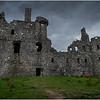 Scotland Loch Awe Kilchurn Castle 2 May 2019