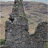 Scotland Loch Awe Kilchurn Castle 28 May 2019