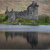 Scotland Loch Awe Kilchurn Castle 25 May 2019