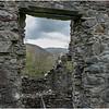 Scotland Loch Awe Kilchurn Castle 7 May 2019