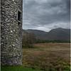 Scotland Loch Awe Kilchurn Castle 16 May 2019