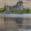 Scotland Loch Awe Kilchurn Castle 21 May 2019