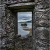 Scotland Loch Awe Kilchurn Castle 10 May 2019