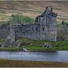 Scotland Loch Awe Kilchurn Castle 26 May 2019