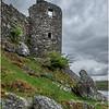 Scotland Loch Awe Kilchurn Castle 20 May 2019