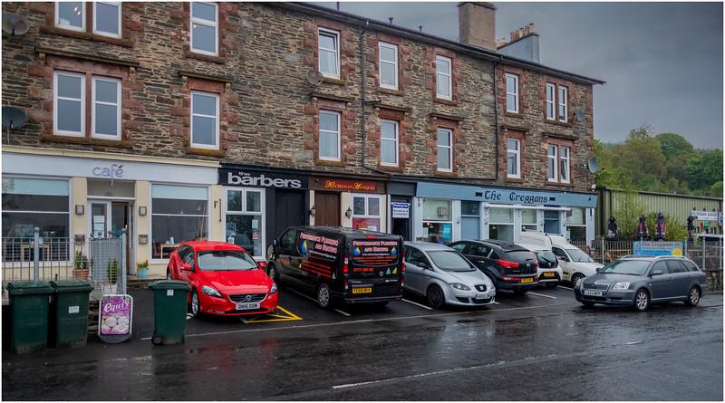Scotland Kilcreggan The Creggans Pub 1 May 2019