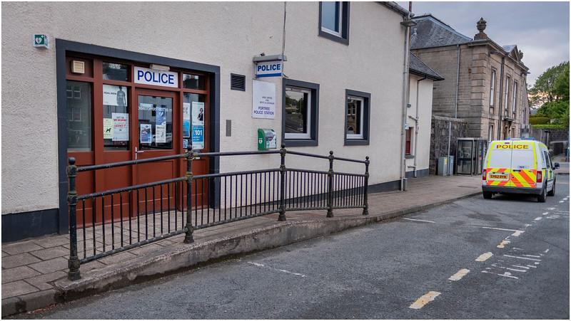 Scotland Isle of Skye Portree 2 May 2019