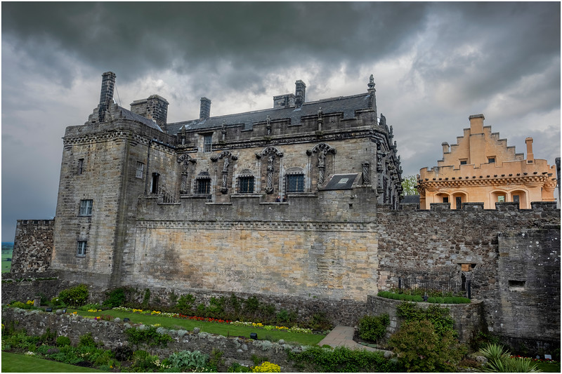 Scotland Stirling Castle 9 May 2019