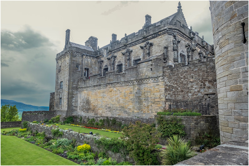Scotland Stirling Castle 3 May 2019