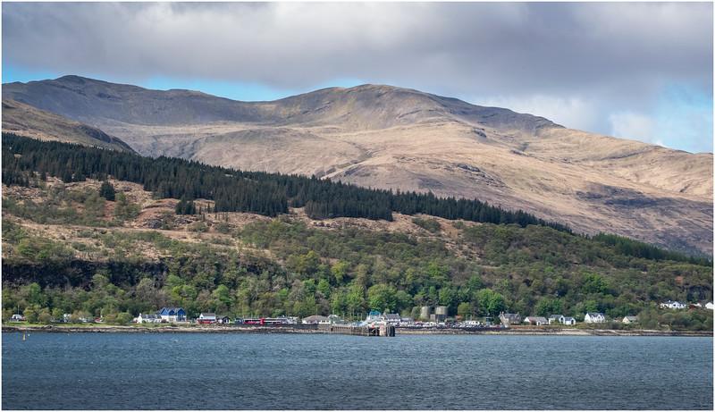 Scotland Isle of Mull Craignure 1 May 2019