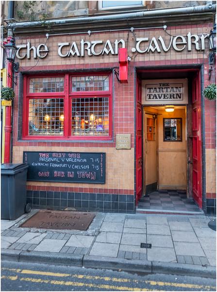 Scotland Oban Tartan Tavern 19 May 2019