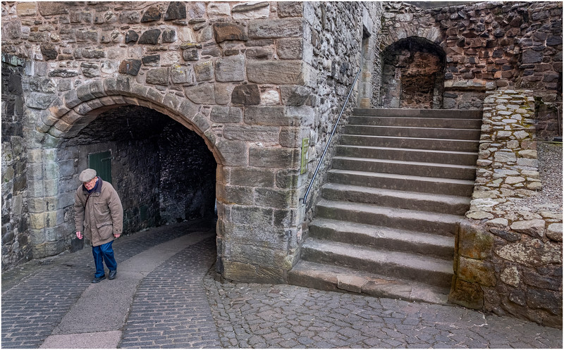 Scotland Stirling Castle 29 May 2019