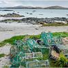 Scotland Isle of Iona Baile Mor 7 May 2019