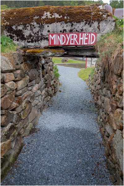 Scotland  Knockando Woolen Mill 1 May 2019