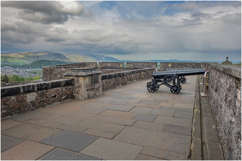 Scotland Stirling Castle 2 May 2019