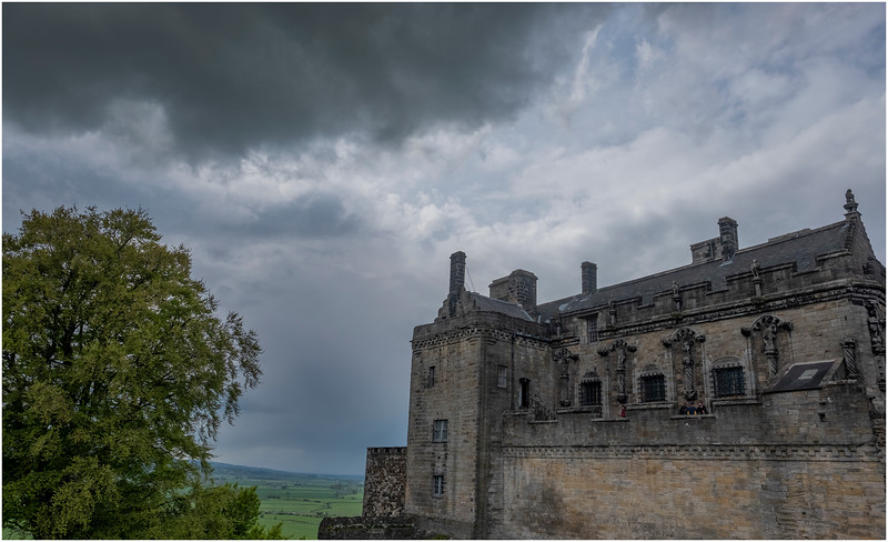 Scotland Stirling Castle 5 May 2019