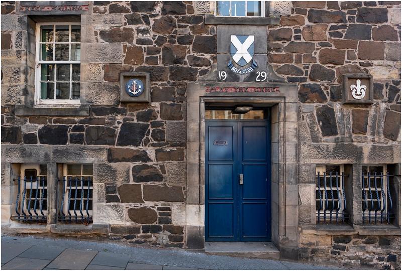 Scotland Stirling 11 May 2019