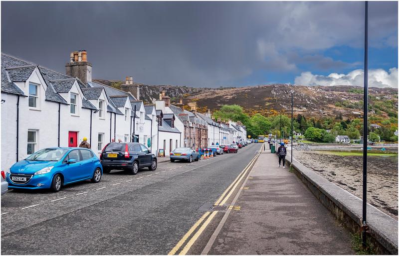 Scotland  Ullapool 1 May 2019
