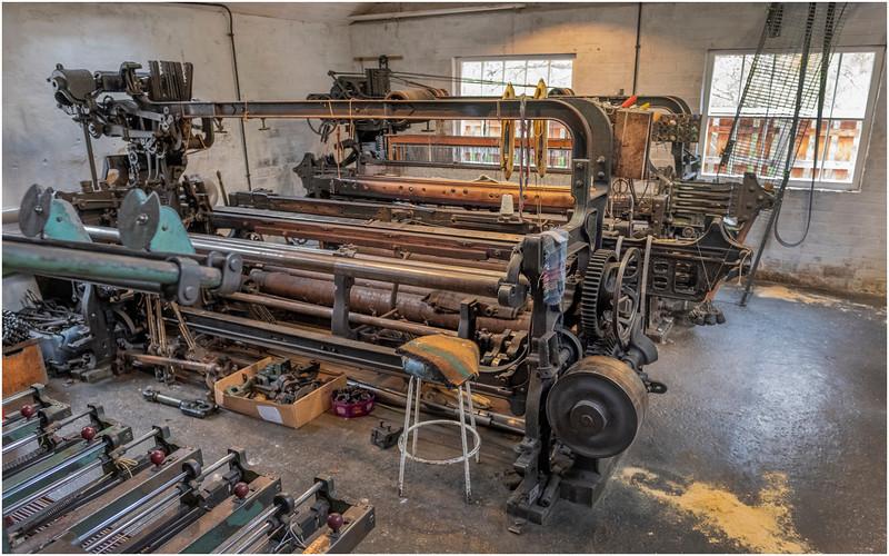 Scotland  Knockando Woolen Mill 2 May 2019