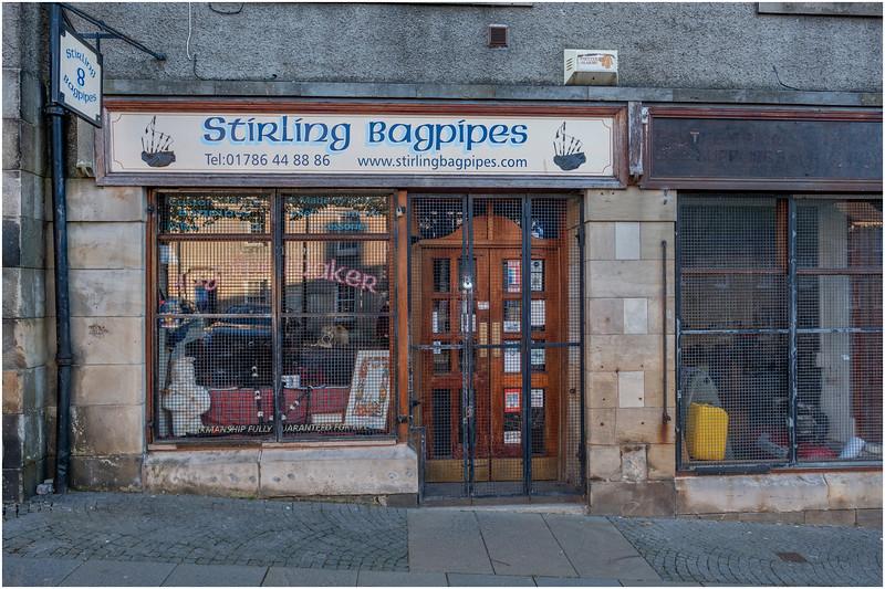 Scotland Stirling 27 May 2019