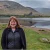 Scotland Loch Awe Kilchurn Castle Kim 21 May 2019