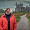 Scotland Loch Awe Kilchurn Castle Kim 33 May 2019