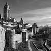 Segovia cathedral / Catedral de Segovia