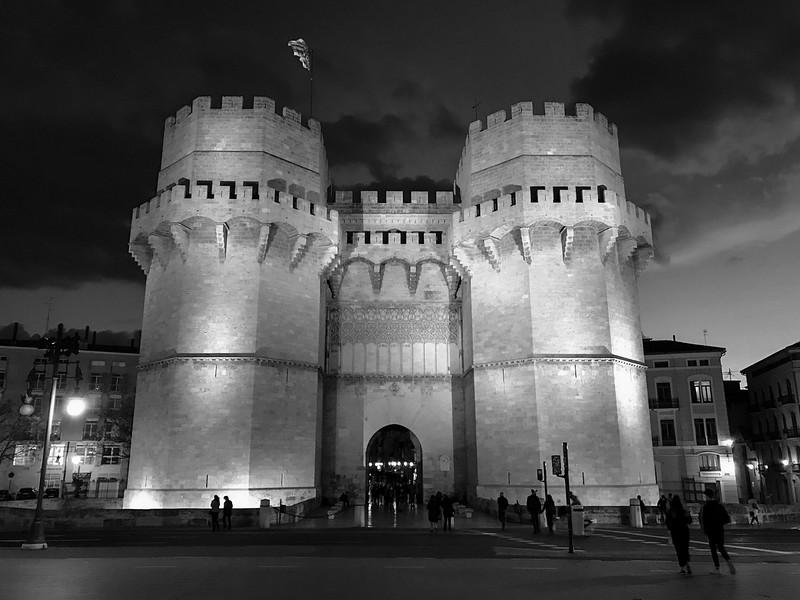 City gate / Portal da cidade