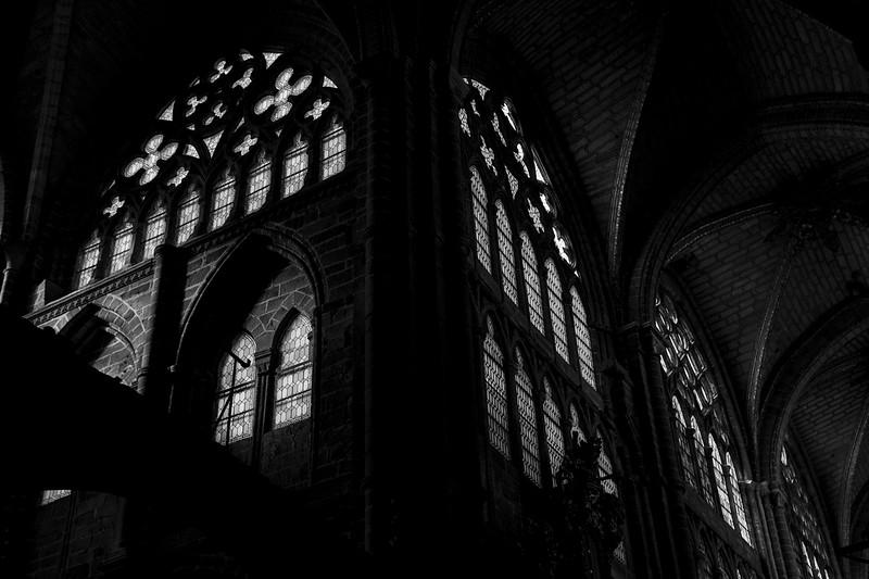 Glass windows / Vitrais