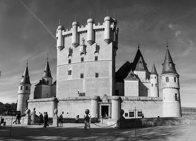Fairy tale castle / Castelo de conto de fadas