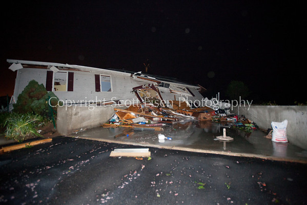 Springfield Massachusetts Tornado Devastation