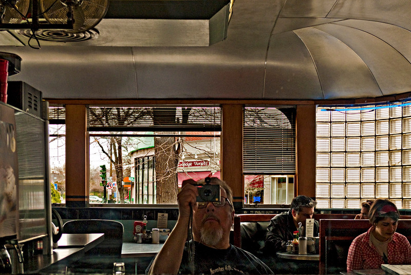 Self-Portrait, Deluxe Town Diner, Watertown, MA 2011javascript:%20void(0);