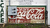 Coca Cola Wall Sign, Toe River, NC 2009