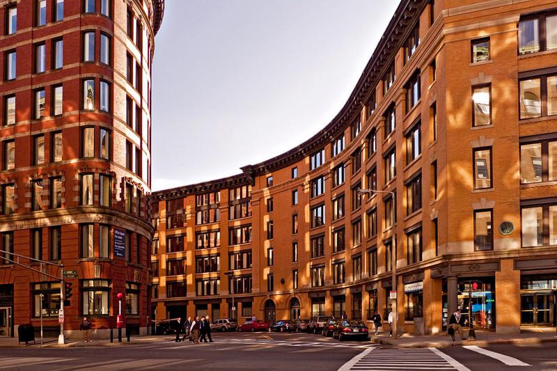 A Street Buildings, Boston, MA 2009