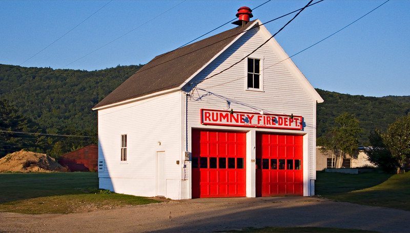 Volunteer Fire Department, Rumney, NH 2007