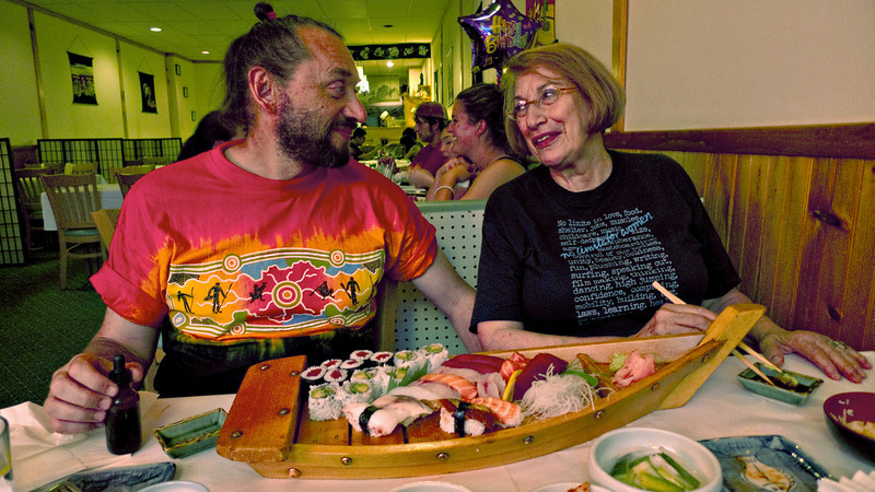 Japanese Restaurant, Waltham, MA 2009