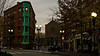 Bow Street, Evening, Cambridge, MA 200