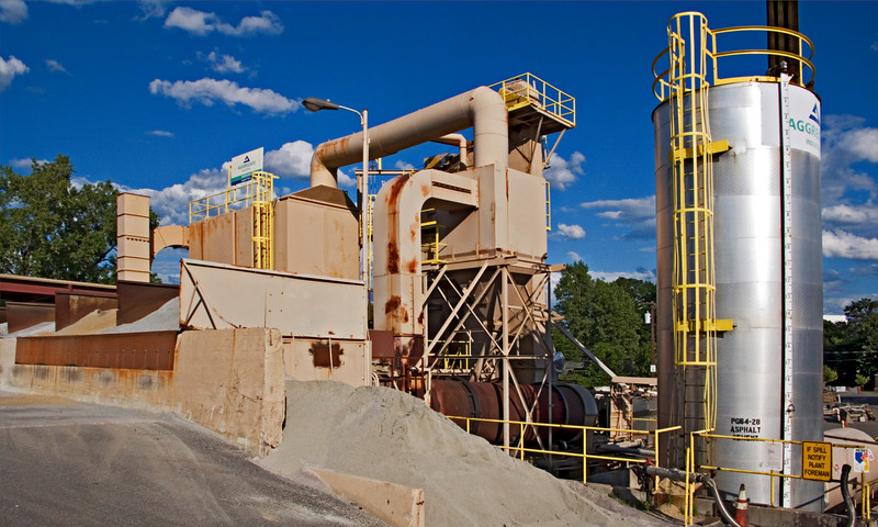 Asphalt Plant, Watertown, MA 2007