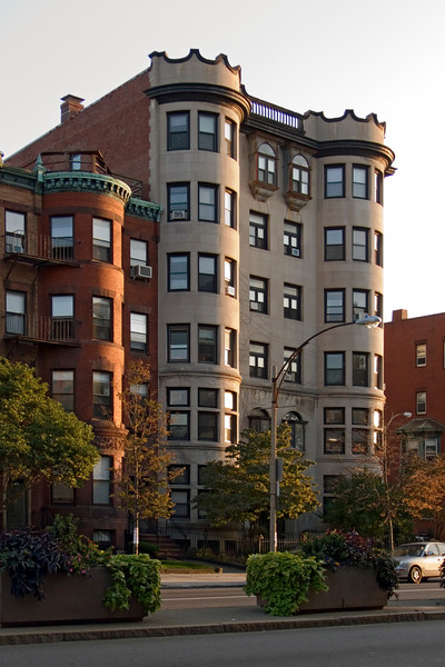 Apartment Building, Boston, MA 2007