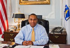Governor Deval Patrick, Massachusetts Statehouse, Boston, MA 2007