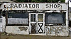 "Stags Radiator Shop, Easton, PA, 2008 (from ""Bethlehem"")"