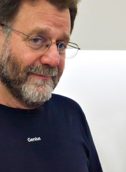 Russ Windman, Apple Genius, Cambridge, MA 2007