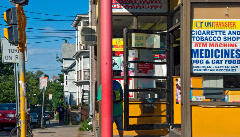 """""""American Groceries,"""" Somerville, MA 2010"""