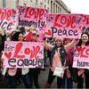 A Washington DC Womens March 5 January 21 2017