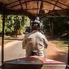 Tuk Tuk driver - Cambodia