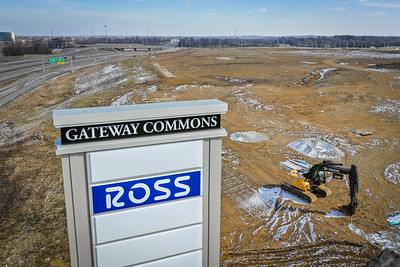 Gateway Commons Signs