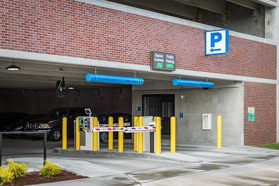 Locust Parking Garage