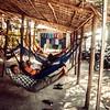 Tuk Tuk drivers - hamock time - Siem Riep, Cambodia